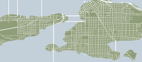 Map of Lovat