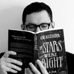 K. M. Alexander Reading Headshot