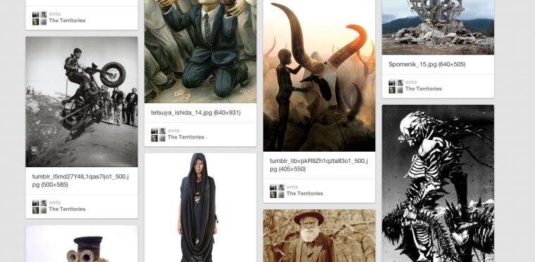 My Pinterest Inspiration Boards