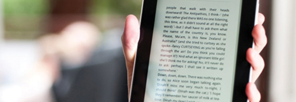 PWC PROJECTS CONSUMER EBOOK MARKET SURPASSING PRINT BY 2017