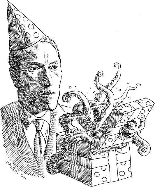 Happy Birthday H. P. Lovecraft