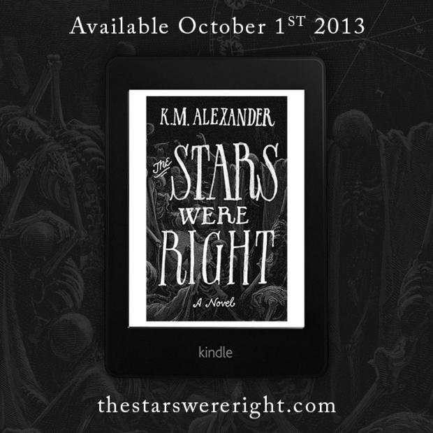 The Stars Were Right - Tuesday, October 1st, 2013