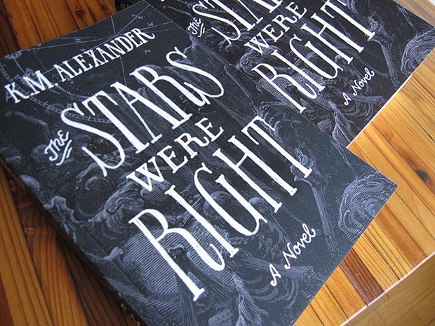 The Stars Were Right, Print Proof 2