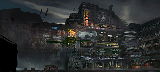 Cargo District by Robin Olausson