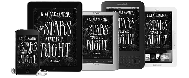 """The Stars Were Right"" only $2.99!"