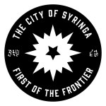 City of Syringa - Flat Black