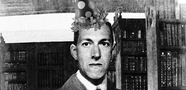 Happy Birthday H.P. Lovecraft! In honor of your special day shipping is free!