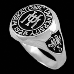 Miskatonic University Class Ring