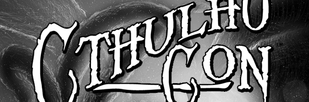 My Cthulhu Con Schedule