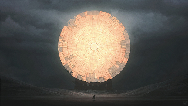 The Sun by Yuri Shwedoff