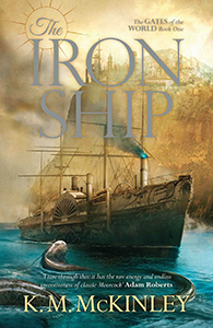The Iron Ship by K. M. McKinley
