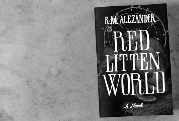 Red Litten World - Trade Paperback