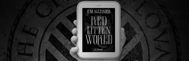 Red Litten World now available on Nook