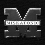 Miskatonic University Lapel Pin