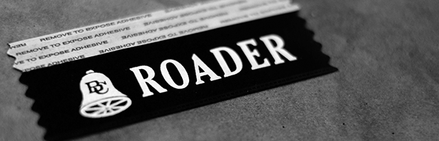 Roader Norwescon Badge Ribbon