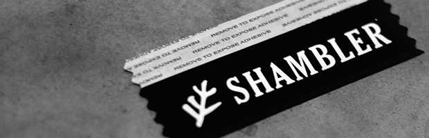 Shambler Norwescon Badge Ribbon