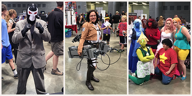Lilac City Comicon - Photos #2