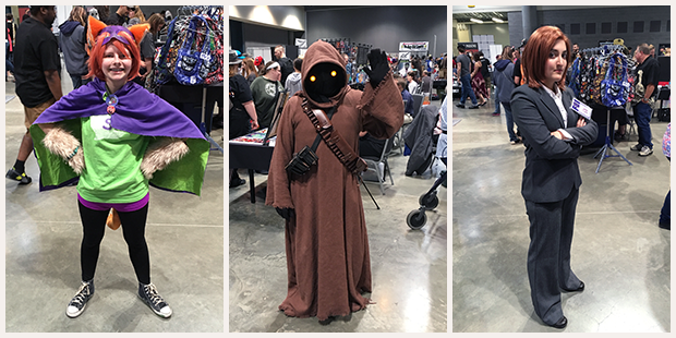 Lilac City Comicon - Photos #3