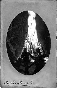 Deeperist Bonfire during Neap