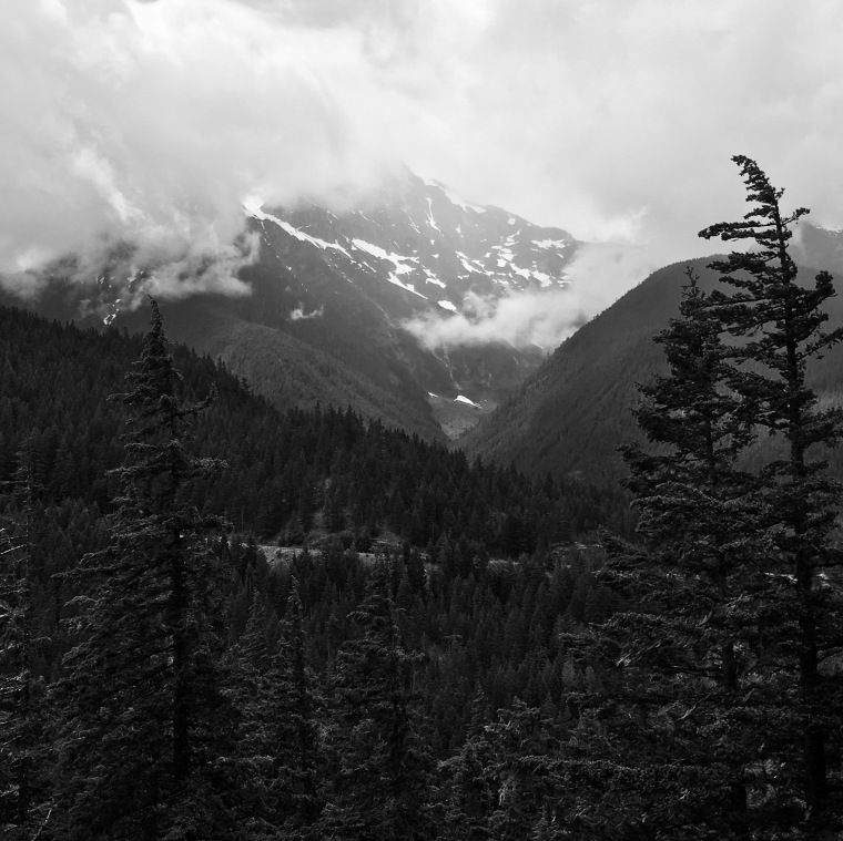 Mountains, subalpine medows, and the (future) Broken Road