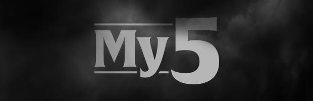 #My5 - Influences, Inspirations, Ideas
