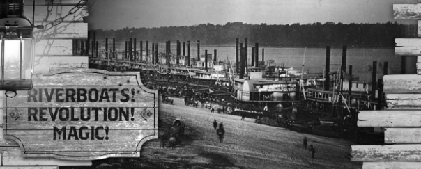 Research: Riverboats and Levees