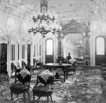 Main Cabin in the City of Natchez