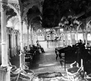 The Main Cabin of the Str. Great Republic