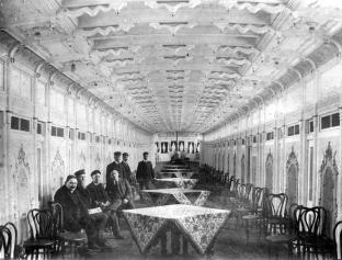 Main Salon of the Str. Virginia