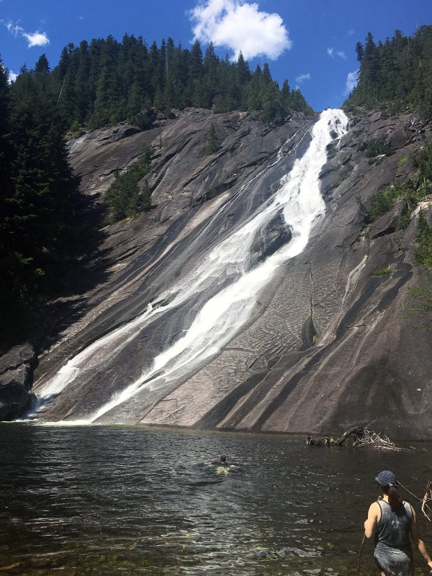 Otter Falls, Washington