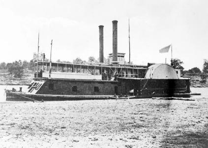 The tinclad USS Fort Hindman