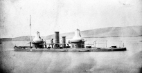 The ironclad monitor USS Monadnock