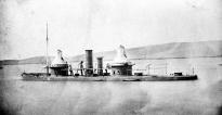 The ironclad monitor USS Monadnock