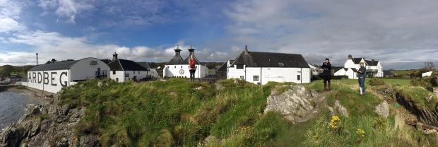 The Ardbeg Distillery