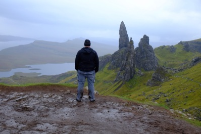 Viewing the Storr