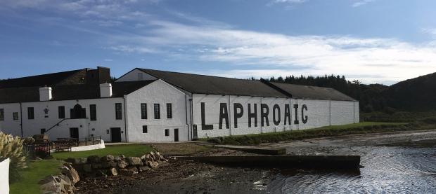 The Laphroaig Distillery