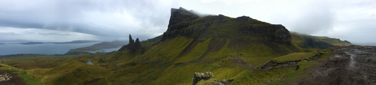 The Stoor, Isle of Skye