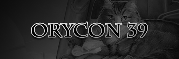 Orycon 39 - Oregon's premier science fiction & fantasy convention