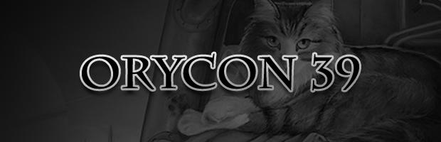 Orycon 39 - Oregon's premier science fiction & fantasy convention