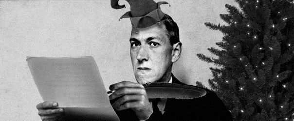 Revisiting Lovecraft's Holiday Poetry