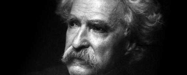 Mark Twain - Samuel Langhorne Clemens