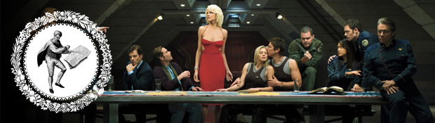 Raunch Reviews: Battlestar Galactica