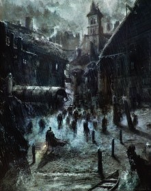 Sebastien Ecosse, Lovecraft's Innsmouth