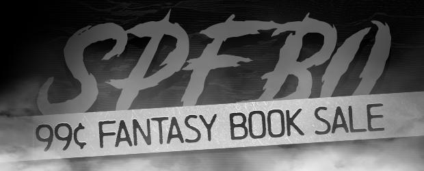 SPFBO 99¢ Fantasy Book Sale