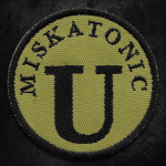 Miskatonic U Patch
