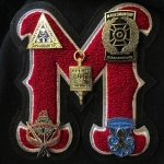 Miskatonic Varsity Pins Vol. II