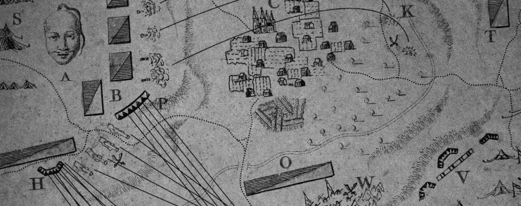L'Isle: A Free 18th Century Battlefield Brush Set for Fantasy Maps
