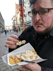 Frites in Bruges
