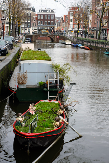 Amsterdam by day