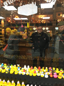 Duck confusion